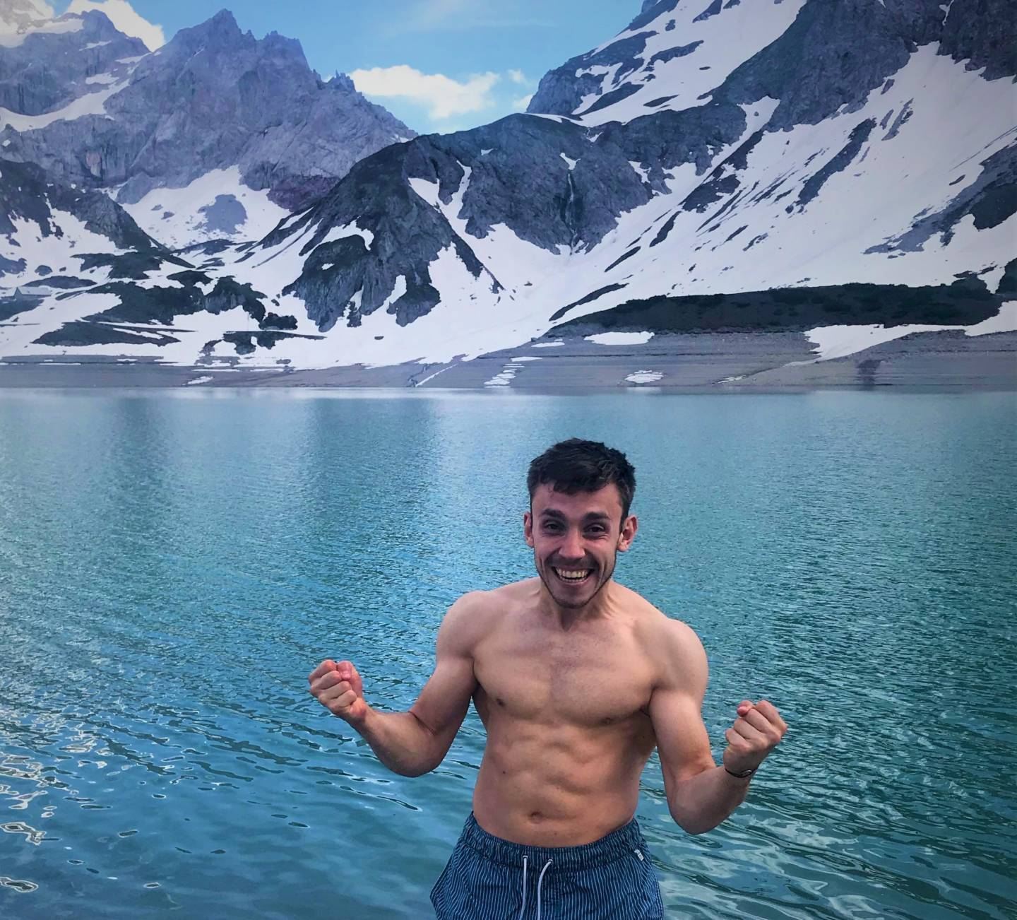 Wim Hof Methode Kaeltetraining