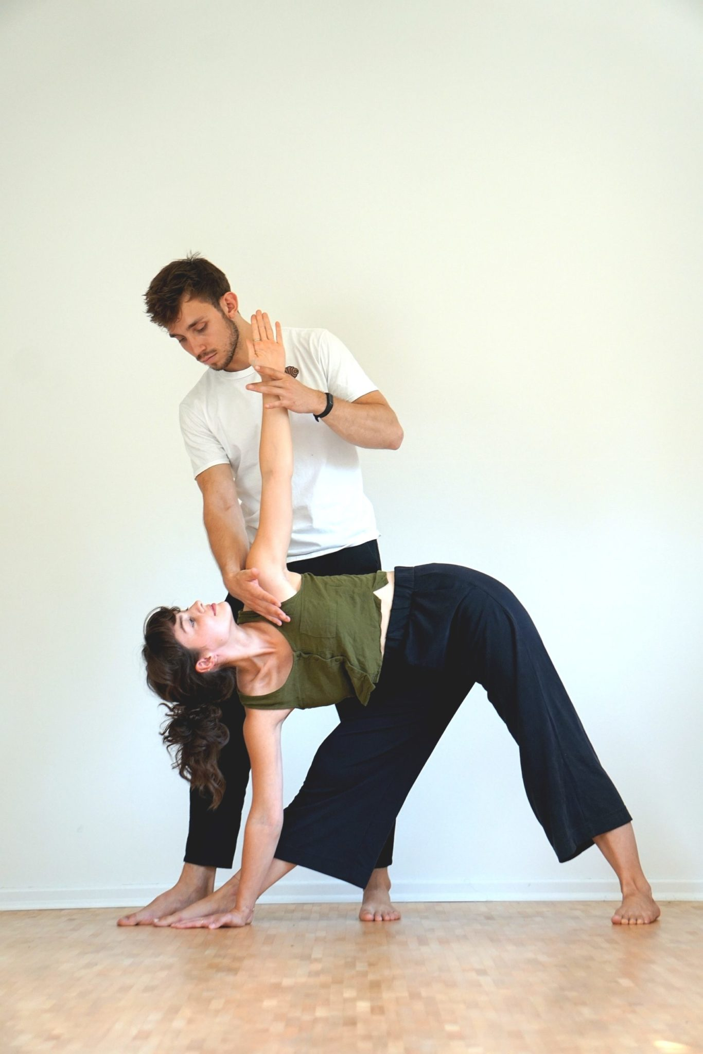 Cornelius Feist Hamburg Yoga